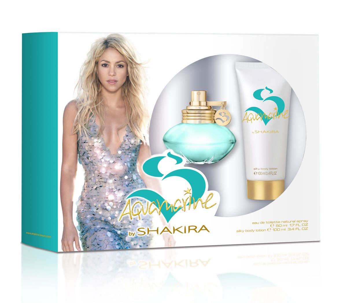 S by Shakira, This Summer Perfume