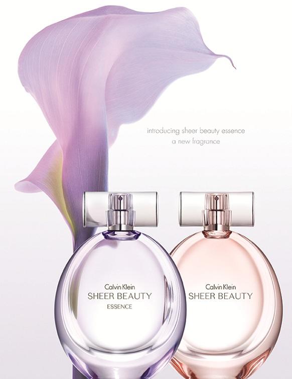 sheer beauty essence calvin klein perfume a fragrance. Black Bedroom Furniture Sets. Home Design Ideas