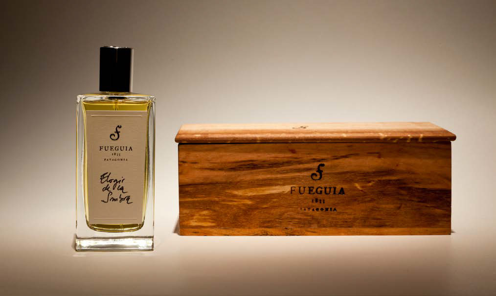 Elogio De La Sombra Fueguia 1833 Perfume Una Fragancia