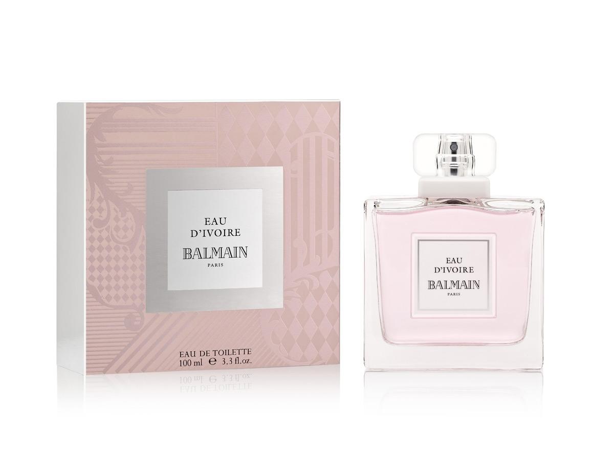 eau d ivoire pierre balmain perfume a fragrance for women 2013. Black Bedroom Furniture Sets. Home Design Ideas
