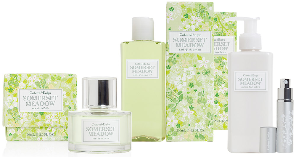 somerset meadow crabtree evelyn perfume a fragrance for women 2013. Black Bedroom Furniture Sets. Home Design Ideas