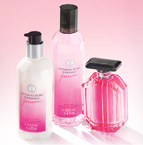 bombshell forever victoria s secret perfume a fragrance for women 2013. Black Bedroom Furniture Sets. Home Design Ideas