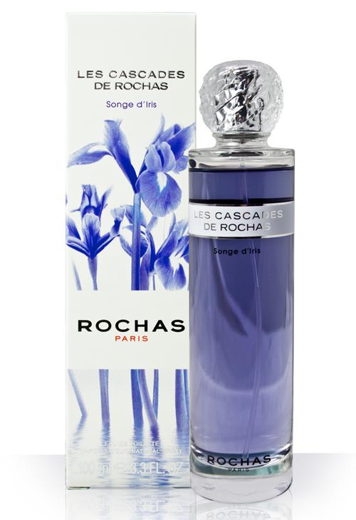 Les Cascades de Rochas Songe d'Iris Rochas perfume