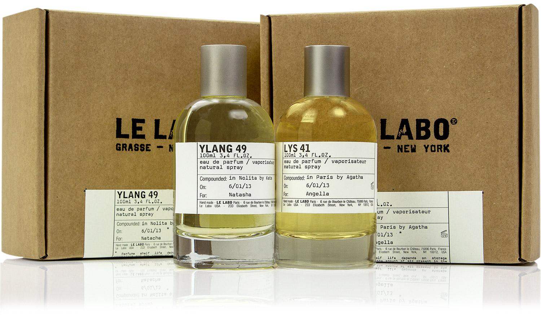 ylang 49 le labo perfume a fragrance for women 2015. Black Bedroom Furniture Sets. Home Design Ideas