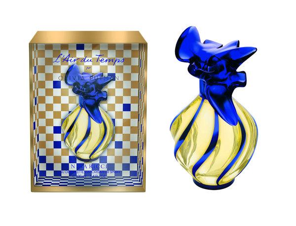 L air du temps by olivia putman nina ricci perfume a for L or du temps meuble