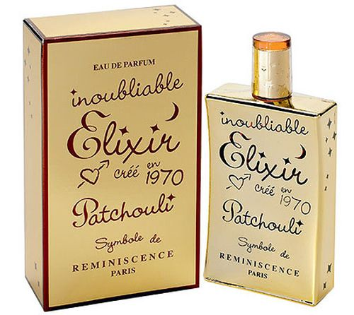 Inoubliable Elixir Patchouli Reminiscence Perfume A