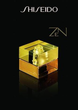zen shiseido perfume a fragrance for women 2007. Black Bedroom Furniture Sets. Home Design Ideas