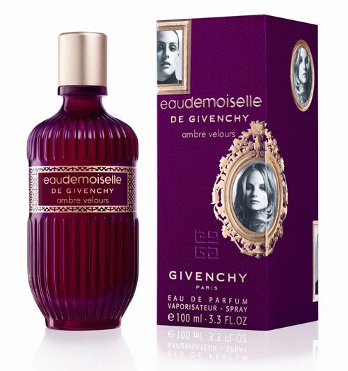 Eaudemoiselle de Givenchy Ambre Velours Givenchy perfume ...