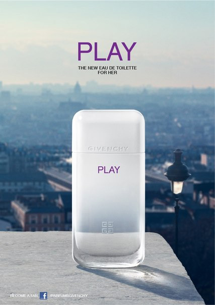 Play For Her Eau de Toilette Givenchy perfume a
