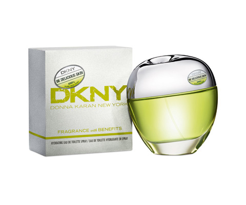 DKNY Be Delicious Skin Hydrating Eau de Toilette Donna ...