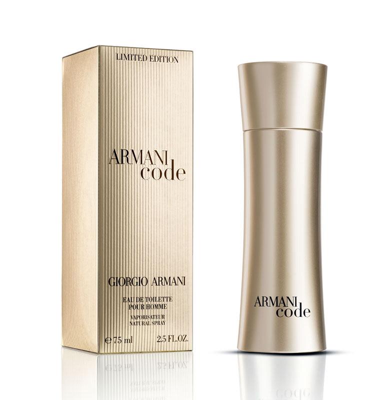 Armani Code Golden Edition Giorgio Armani cologne - a ...
