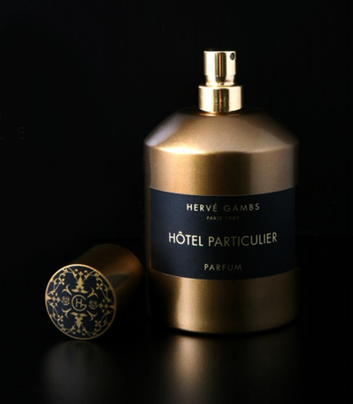 Jardin prive herve gambs paris perfume a fragrance for for Jardin prive