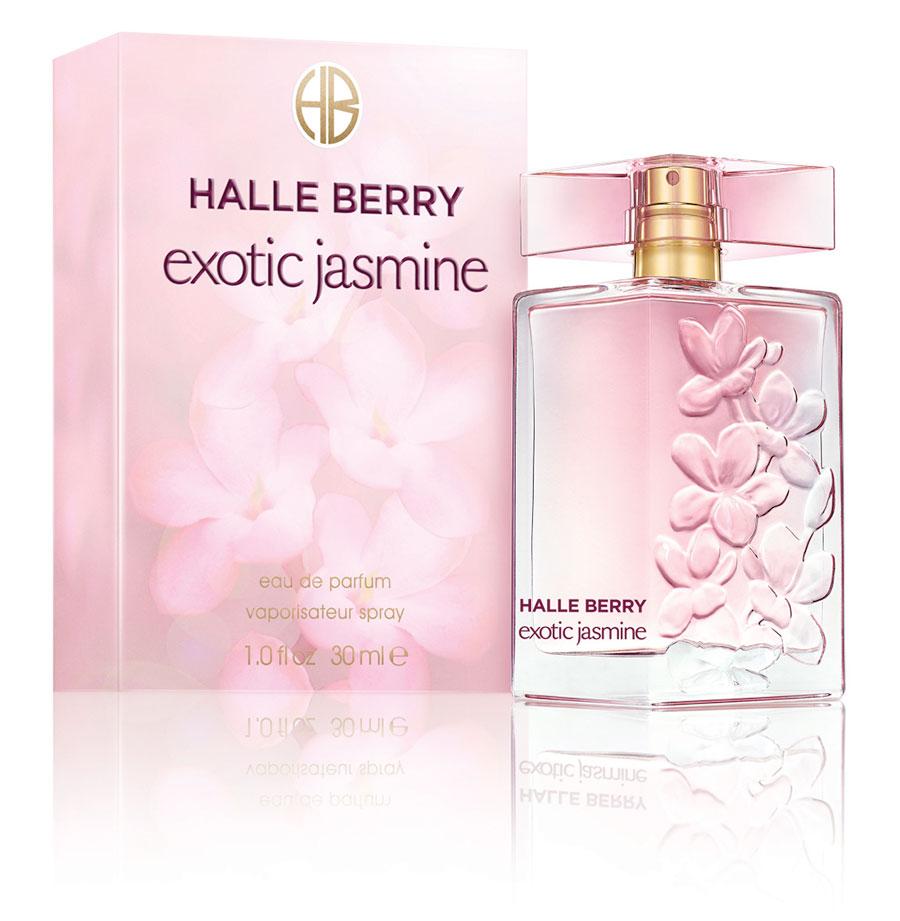 exotic jasmine halle berry parfum ein es parfum f r frauen 2013. Black Bedroom Furniture Sets. Home Design Ideas