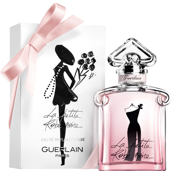 la petite robe noire couture guerlain perfume a fragrance for women 2014. Black Bedroom Furniture Sets. Home Design Ideas
