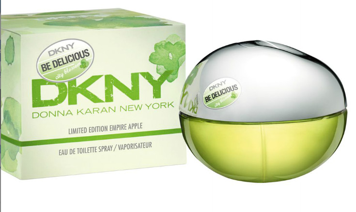 DKNY Be Delicious City Blossom Empire Apple Donna Karan ...