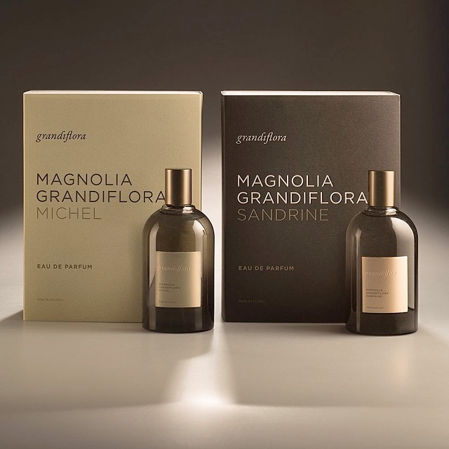 magnolia grandiflora sandrine grandiflora parfum ein es. Black Bedroom Furniture Sets. Home Design Ideas