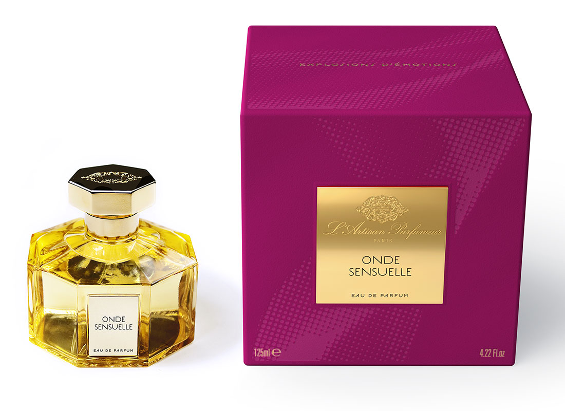 onde sensuelle l 39 artisan parfumeur perfume a fragrance for women and men 2014. Black Bedroom Furniture Sets. Home Design Ideas