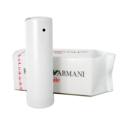 emporio armani white for her giorgio armani perfume a. Black Bedroom Furniture Sets. Home Design Ideas