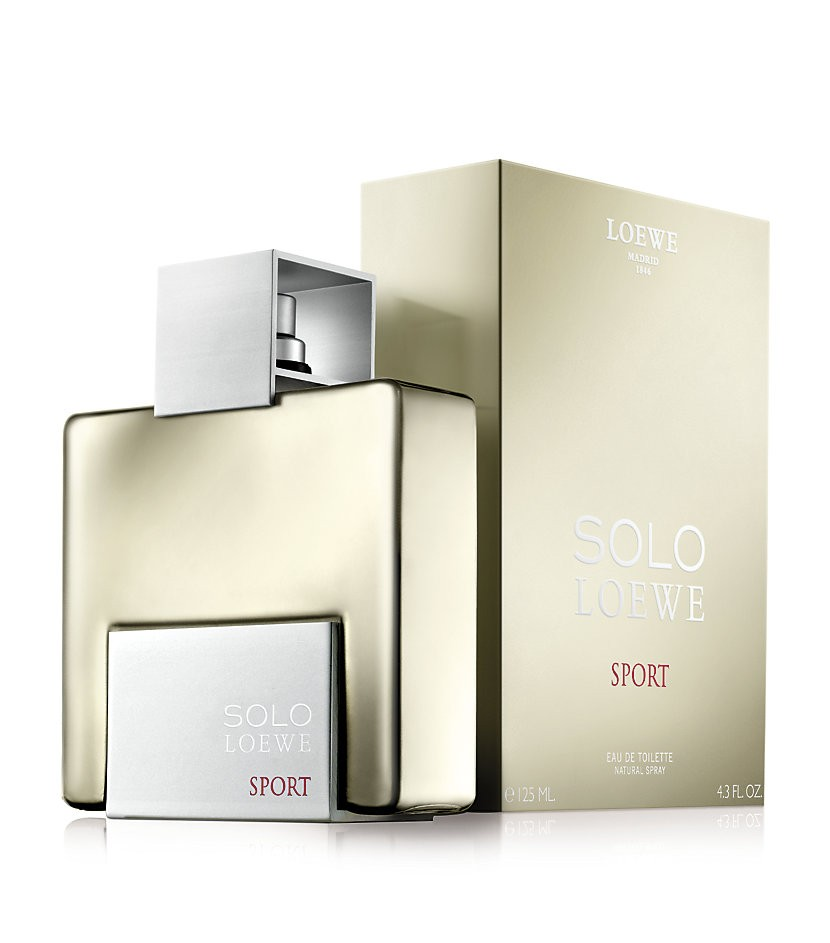 solo loewe sport loewe cologne a fragrance for men 2014. Black Bedroom Furniture Sets. Home Design Ideas