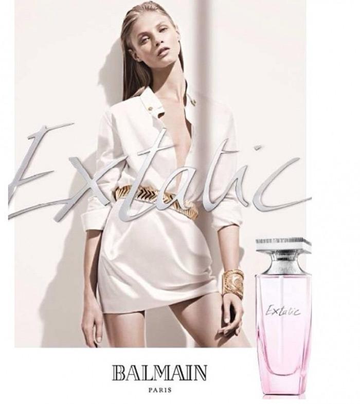 extatic eau de toilette pierre balmain perfume a fragrance for women 2014. Black Bedroom Furniture Sets. Home Design Ideas