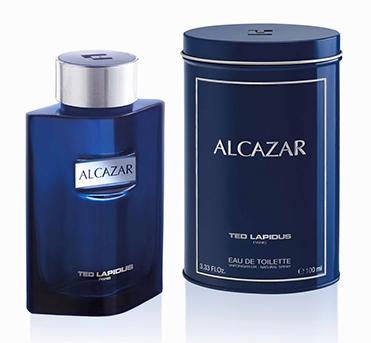 alcazar ted lapidus cologne a fragrance for men 2010. Black Bedroom Furniture Sets. Home Design Ideas