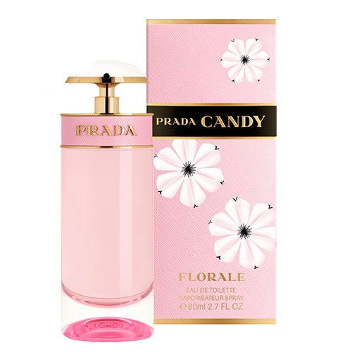 Prada Candy Florale Prada perfume - a fragrance for women 2014