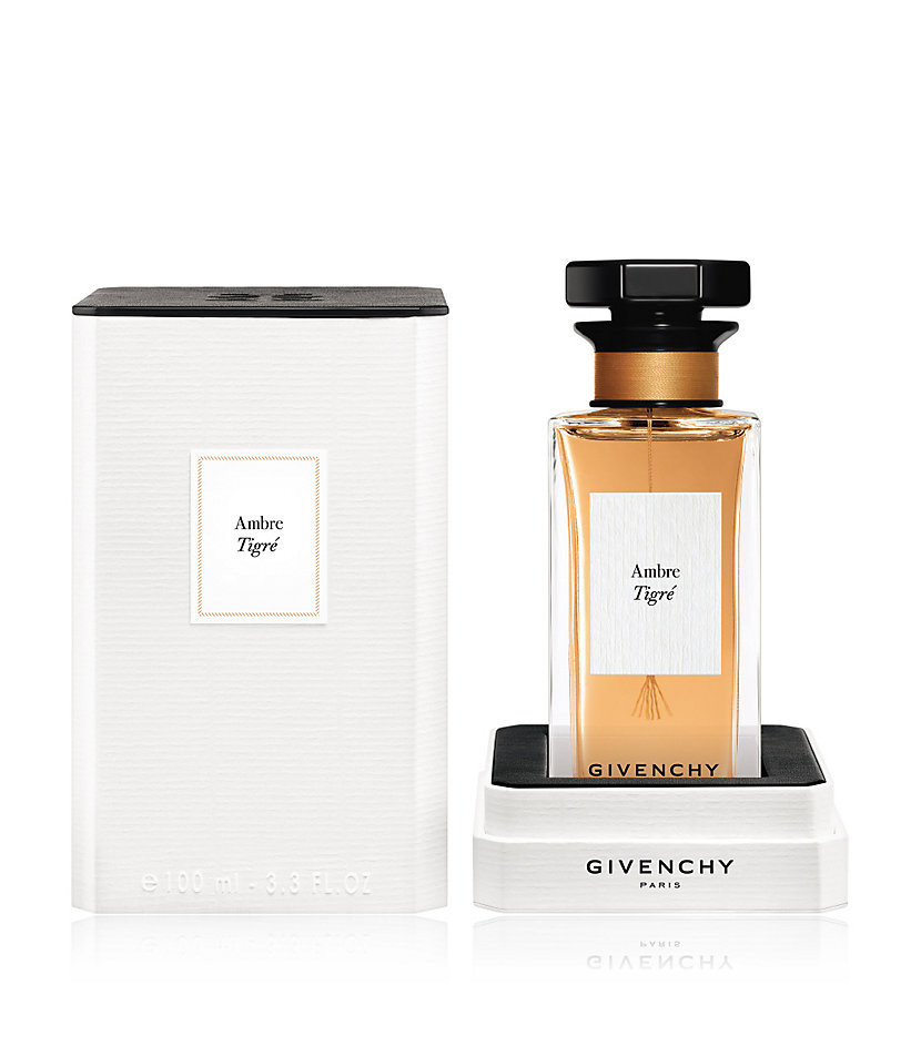 ambre tigr givenchy perfume a fragrance for women and men 2014. Black Bedroom Furniture Sets. Home Design Ideas