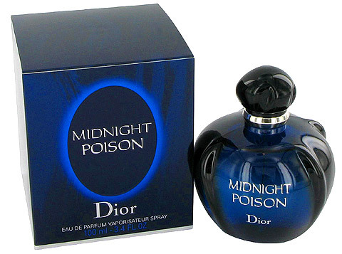midnight poison christian dior perfume una fragancia para mujeres 2007. Black Bedroom Furniture Sets. Home Design Ideas