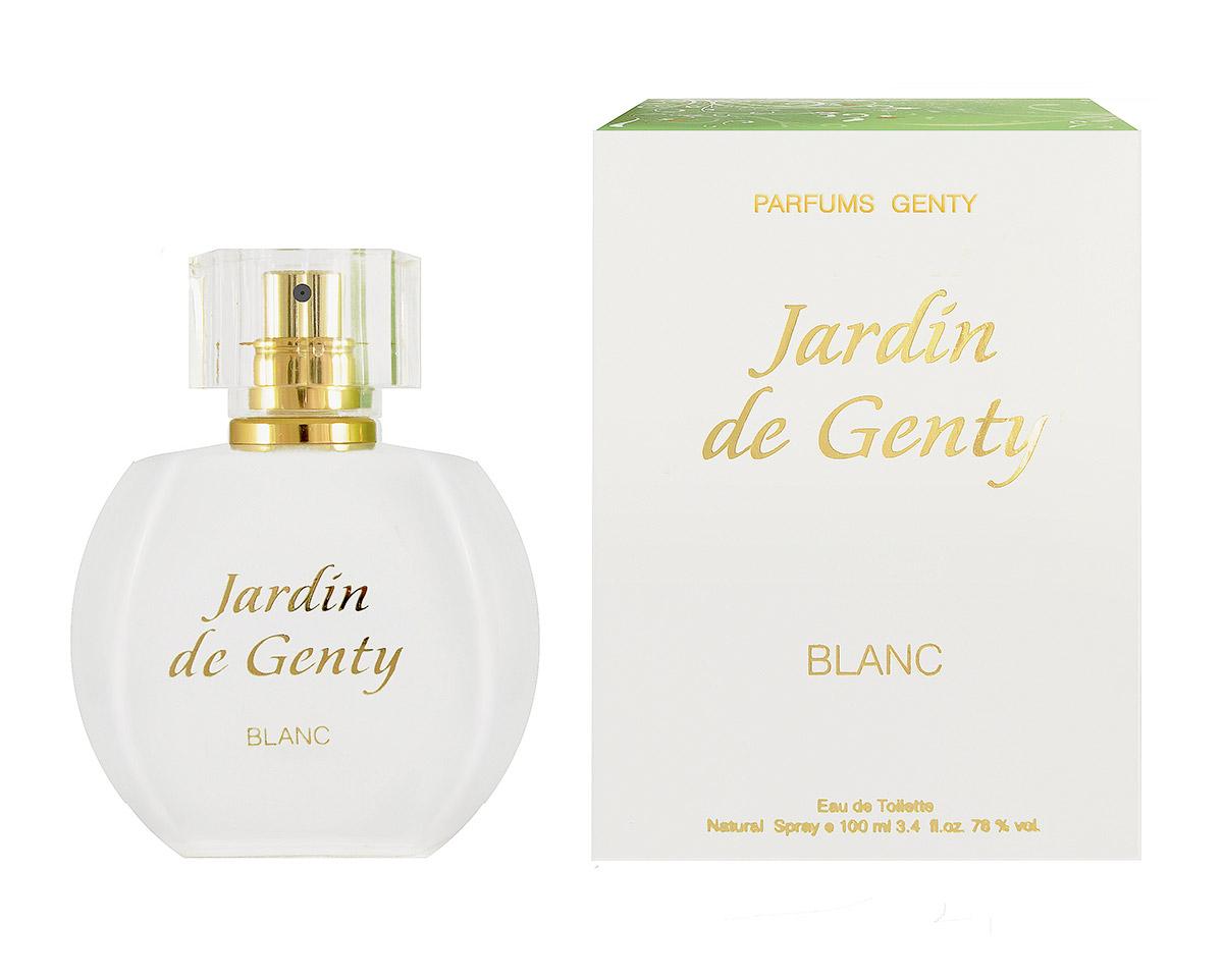 Jardin de genty blanc parfums genty perfume a fragrance for Ada jardin perfume
