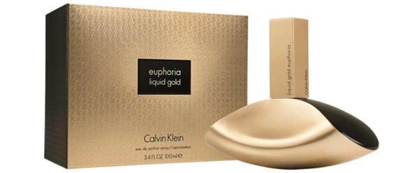 Calvin klein euphoria liquid gold ebay
