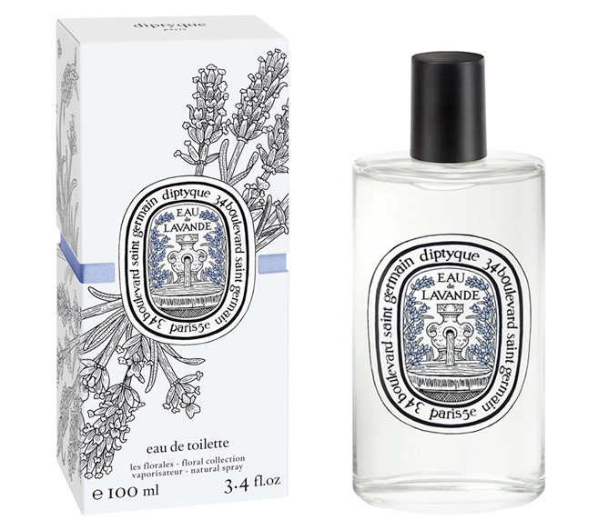 eau de lavande diptyque perfume a fragrance for women and men 2014. Black Bedroom Furniture Sets. Home Design Ideas