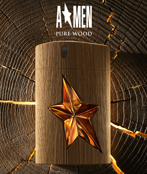 THIERRY MUGLER A'MEN PURE WOOD EDT