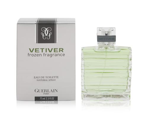 vetiver frozen fragrance guerlain cologne un parfum pour homme 2004. Black Bedroom Furniture Sets. Home Design Ideas