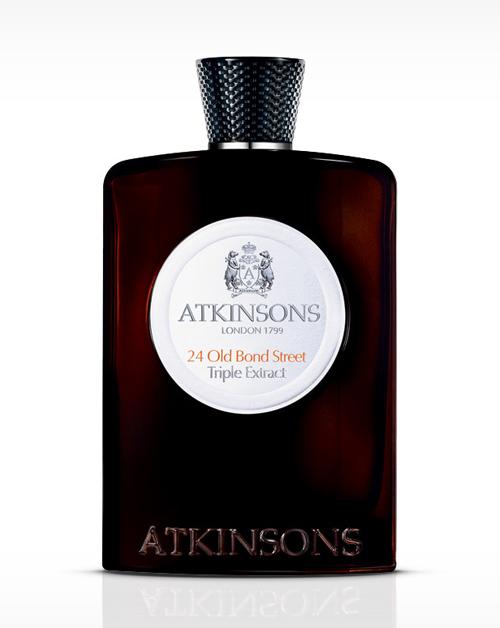 24 Old Bond Street Triple Extract Atkinsons perfume a