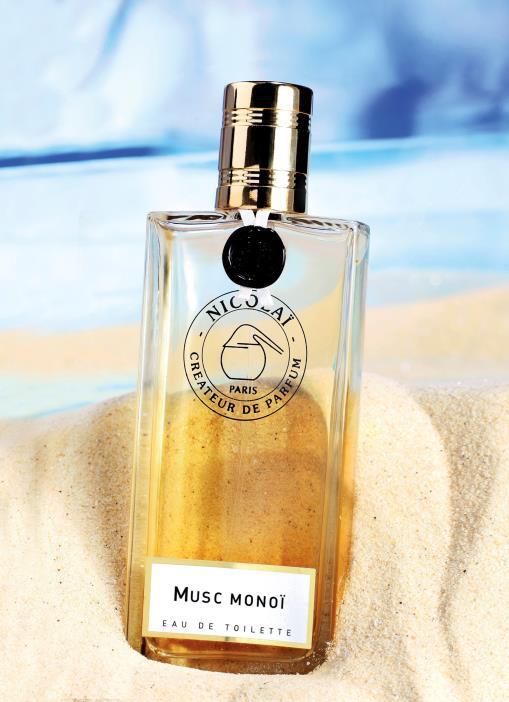 musc monoi nicolai parfumeur createur parfum un parfum pour homme et femme 2014. Black Bedroom Furniture Sets. Home Design Ideas