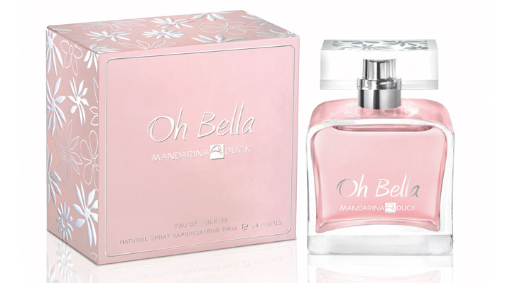 Oh Bella Mandarina Duck Perfume A Fragrance For Women 2014