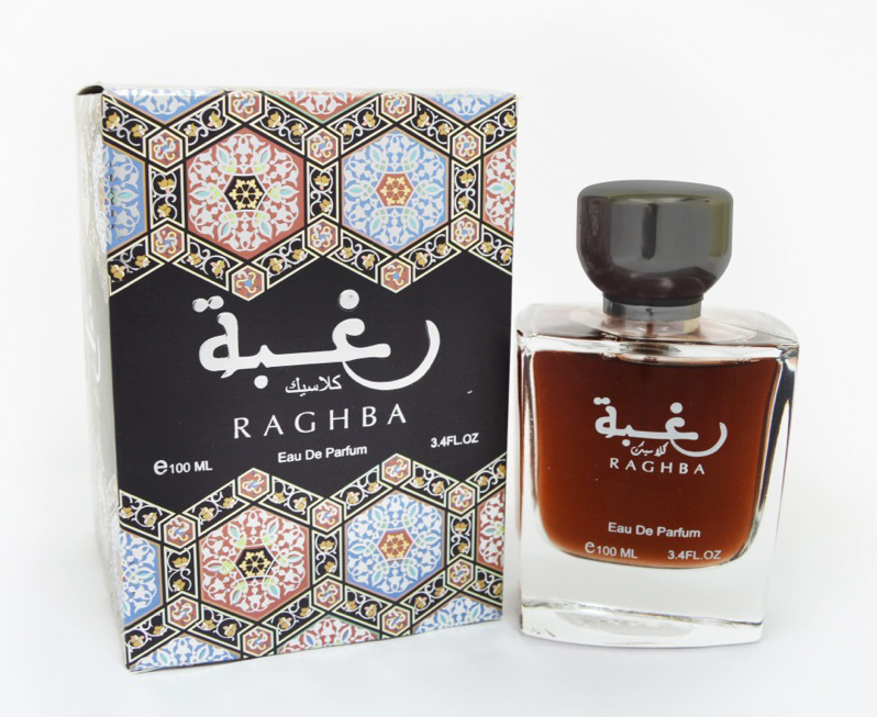 raghba classic lattafa perfumes parfum un parfum pour homme et femme. Black Bedroom Furniture Sets. Home Design Ideas