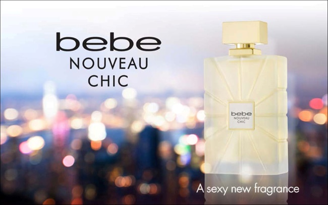 bebe nouveau chic bebe perfume a fragrance for women 2014. Black Bedroom Furniture Sets. Home Design Ideas