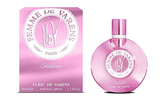 Sublime ulric de varens perfume a fragrance for women 2014 - Perfume ottomane ulric de varens ...