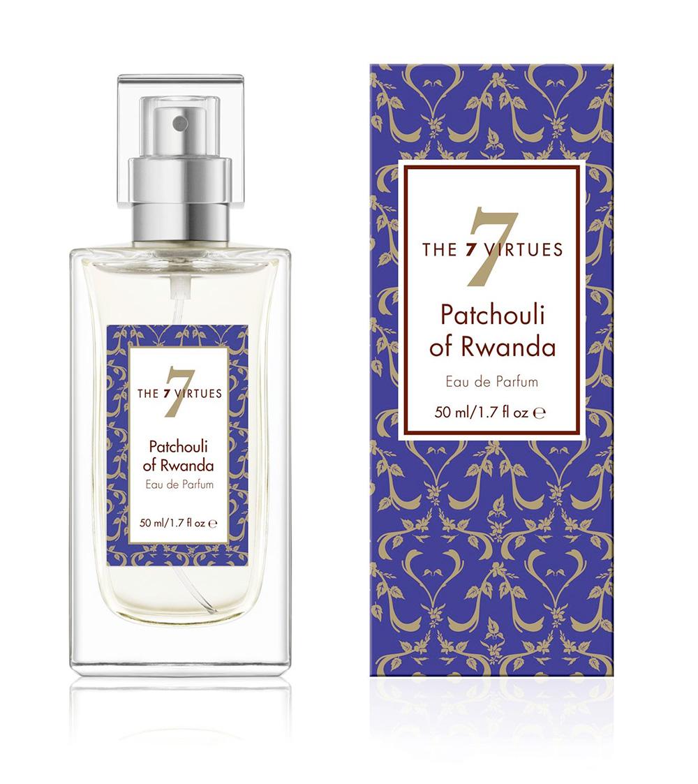 patchouli of rwanda the 7 virtues parfum un parfum pour homme et femme 2014. Black Bedroom Furniture Sets. Home Design Ideas