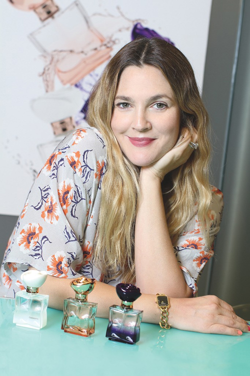 Sultry Flower Drew Barrymore For Women Pictures
