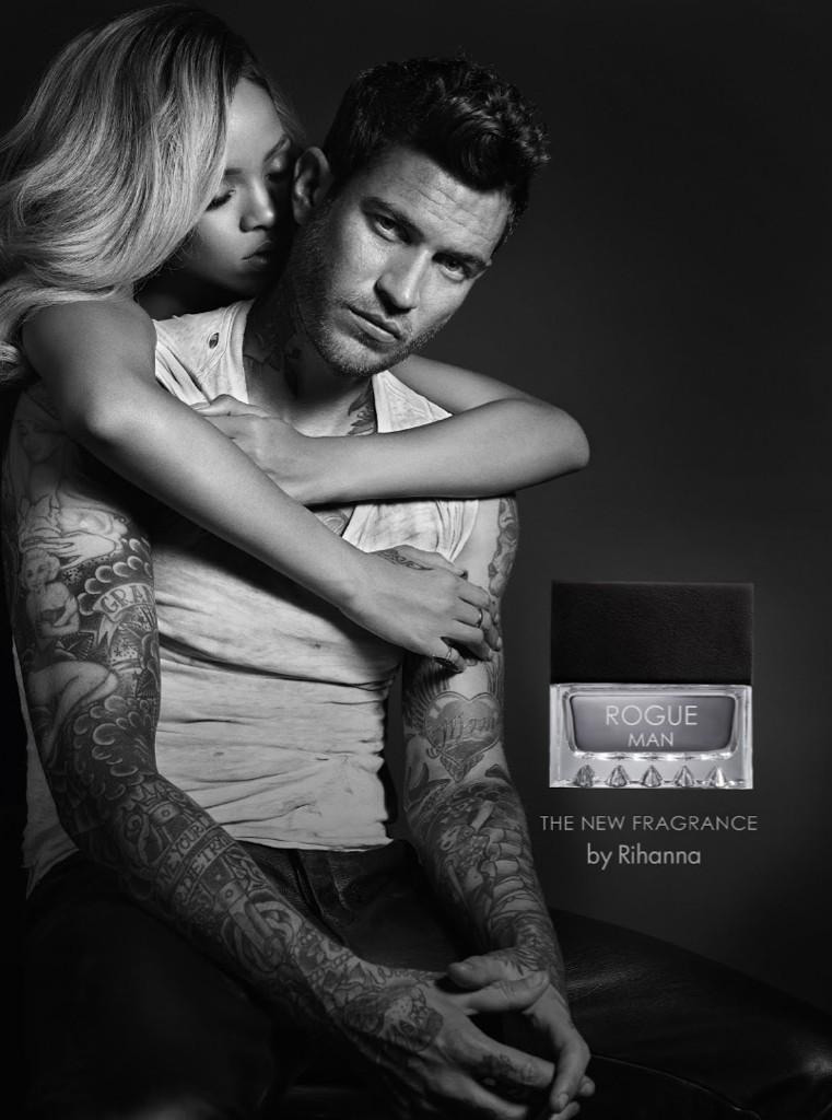 Think, that Rihanna nude perfume ad