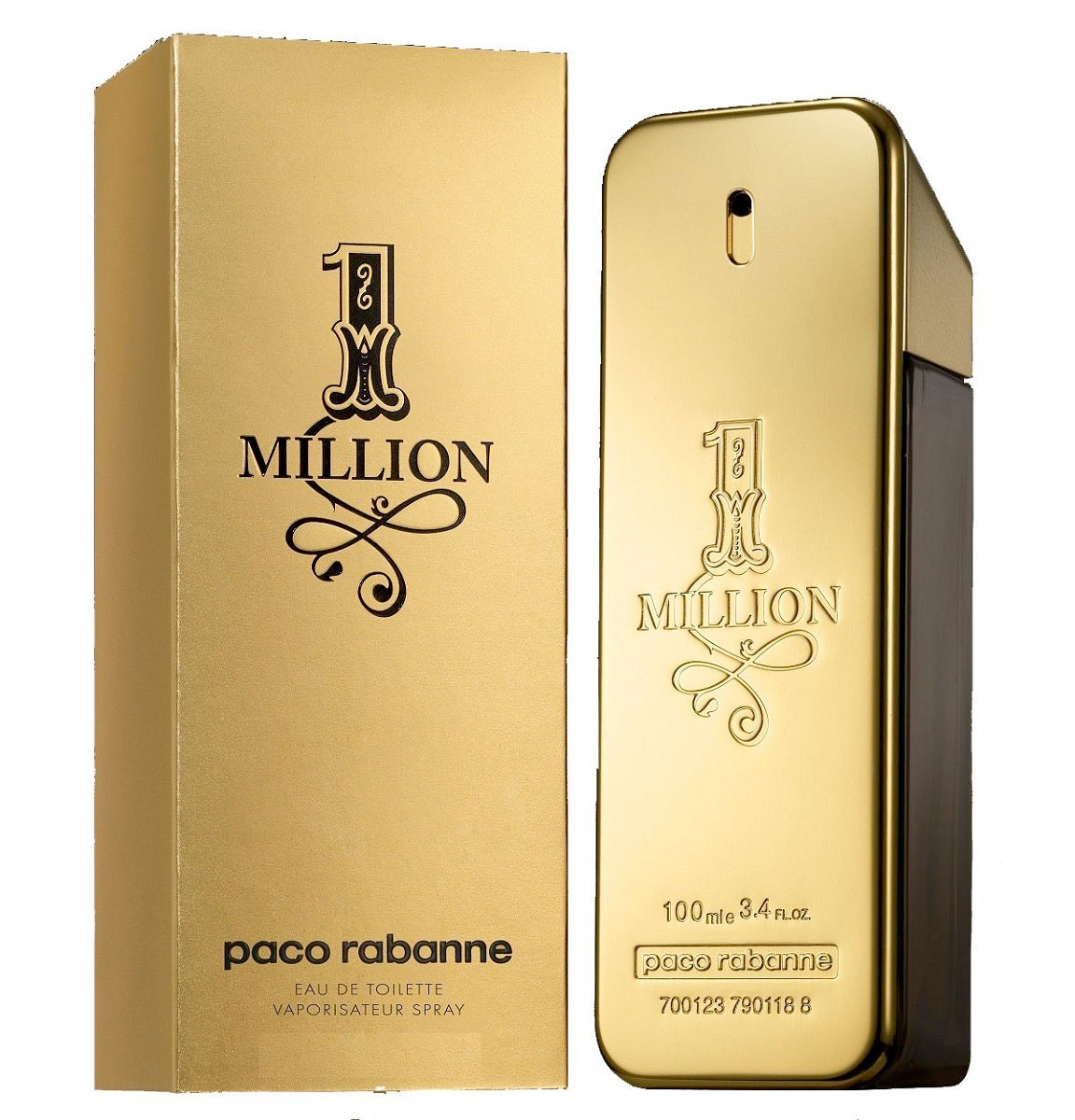 1 million paco rabanne cologne ein es parfum f r m nner 2008. Black Bedroom Furniture Sets. Home Design Ideas