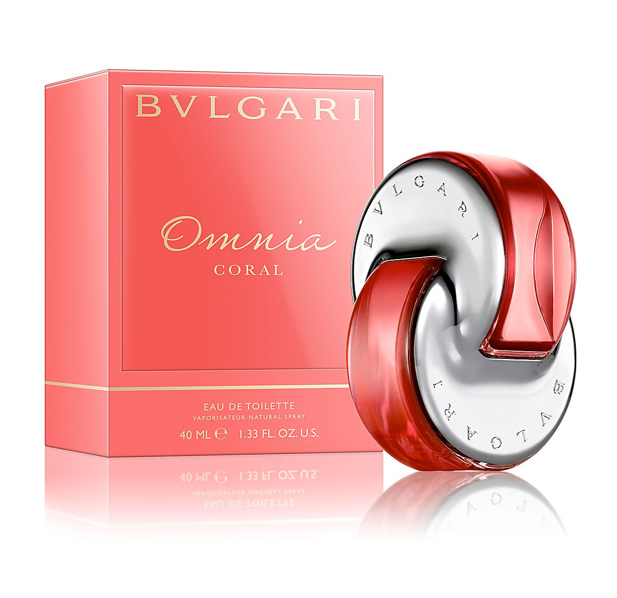 omnia coral bvlgari perfume a fragrance for women 2012. Black Bedroom Furniture Sets. Home Design Ideas