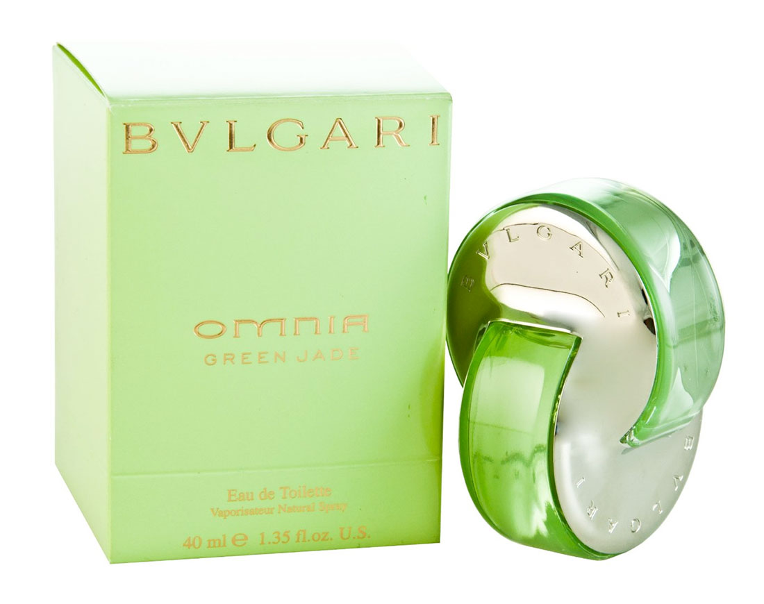 omnia green jade bvlgari perfume a fragrance for women 2009. Black Bedroom Furniture Sets. Home Design Ideas