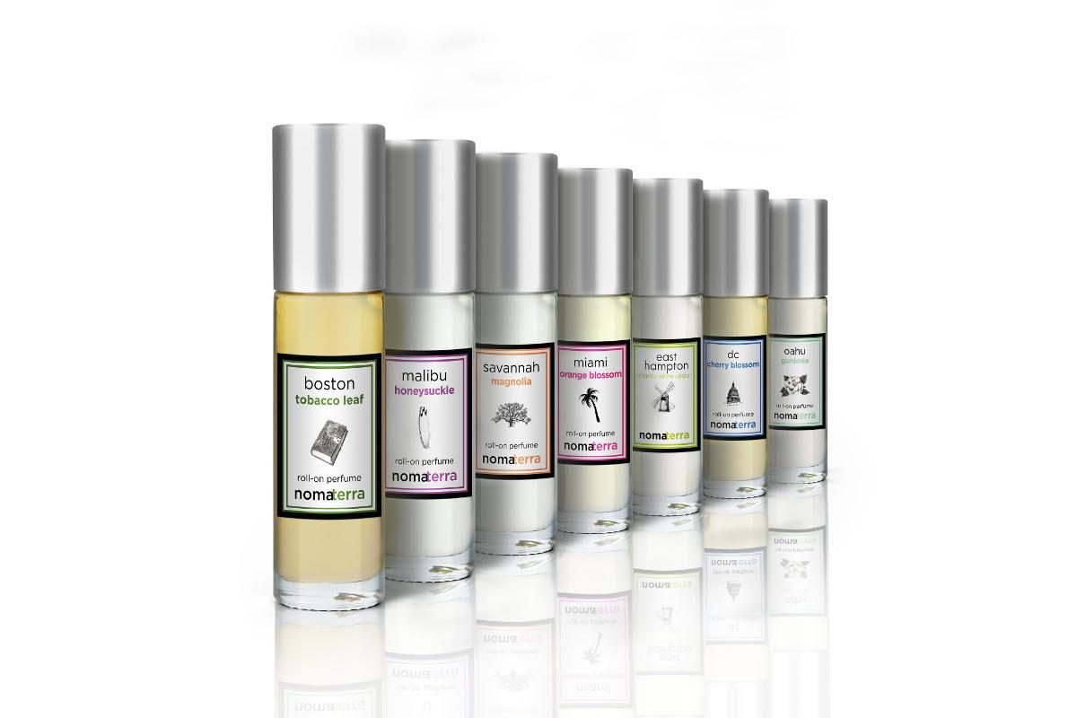 Miami Orange Blossom Nomaterra Perfume A Fragrance For
