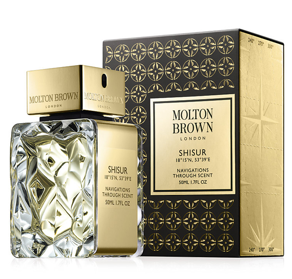 Shisur molton brown perfume a fragrance for women and for Best molton brown scent