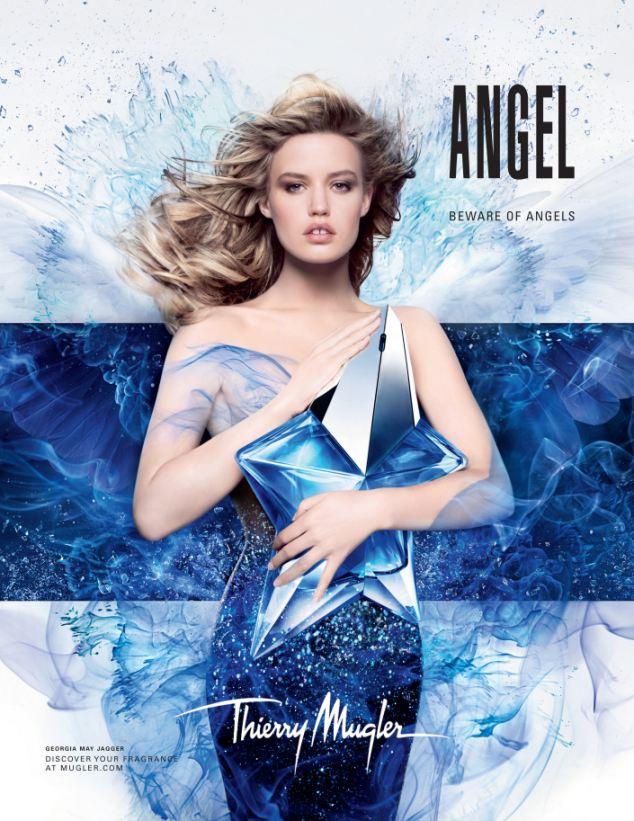 angel glamorama mugler perfume a fragrance for women 2014. Black Bedroom Furniture Sets. Home Design Ideas