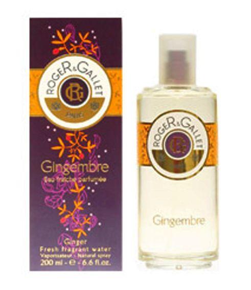 eau de gingembre roger gallet perfume a fragrance for women and men 2003. Black Bedroom Furniture Sets. Home Design Ideas