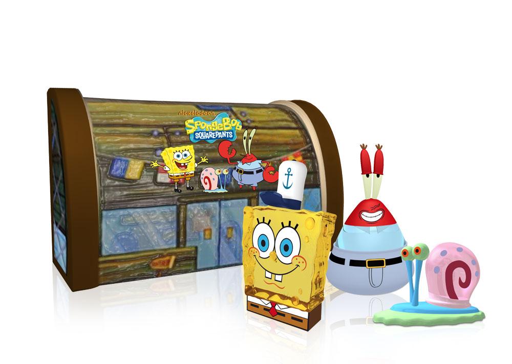 Gary SpongeBob Squarepants perfume - a fragrance for women and men
